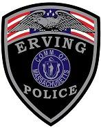 Erving Police Patch