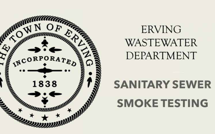Sanitary Sewer Smoke Testing Project